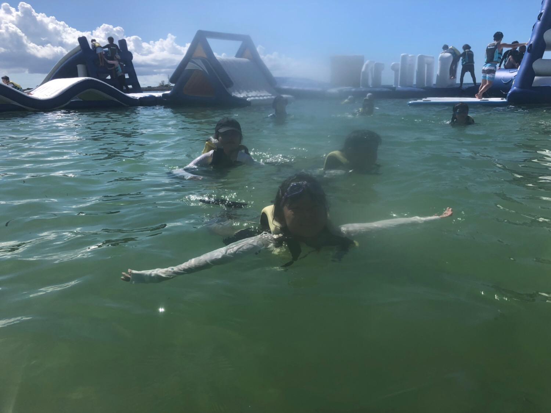 【沖縄ビーチアスレチック】夏休み小学生との沖縄旅行 おすすめコース その1